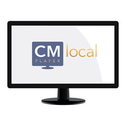 CM Local Media Player for 3 months