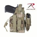 Rothco MOLLE Modular Ambidextrous Holster - MultiCam