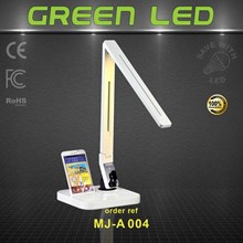 Multifunctional LED Desk Lamp with Samsung Mobile Charger and USB interface