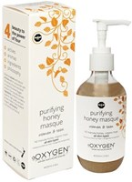 OXYGEN Purifying Honey Masque Women and Teen 200ml - For All Skin Types