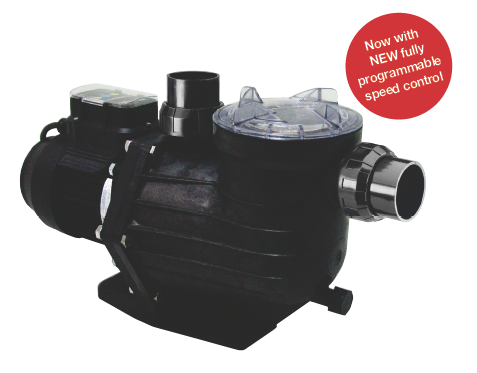 Davey powermaster eco pool pump wa rewind for Second hand pond filters