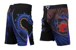 Blue Dragon Fight Shorts