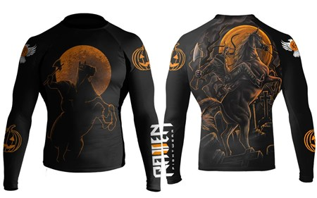 BJJ Horror Headless Horseman