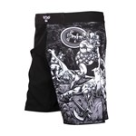 Ragnarok Fight Shorts - Valkyrie