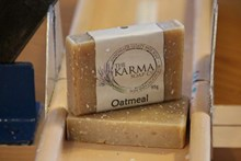 Oatmeal Goats Milk Soap