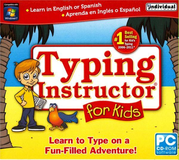 Typing Instructor For Kids 4 5