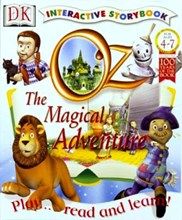 Oz The Magical Adventure interactive storybook (32-bit only)