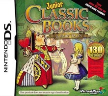 Junior Classic Books & Fairytales Nintendo DS