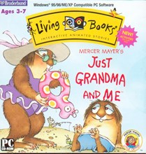 Living Book Just Grandma & Me