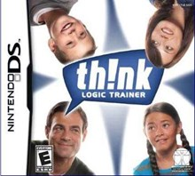 Think Logic Trainer Nintendo DS game