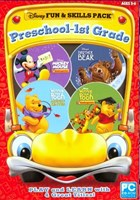 Disney Fun & Skills Preschool to 1st Grade