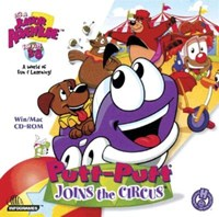 Putt Putt Joins the Circus (32-bit only)