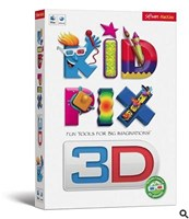 Kid Pix 3D Mac version cd-rom