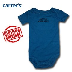 Captain Adorable Carter's® Original & Authentic Romper - Baby Boys Clothes