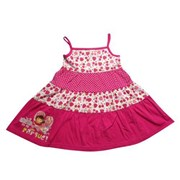 Dora's Picnic in the Flower Fields Nickelodeon Licensed Dress - Girls Dress