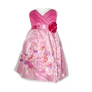 Chloe's Design Pink Ball gown dress - Baby Girls Clothes