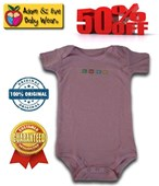 Cute Adam & Eve Baby Wear Tag Free Romper - Baby Boys Clothes