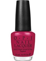 OPI - Nail Lacquer - REDS - 15ml - Colour To Diner For