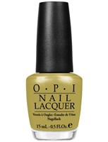 OPI - Nail Lacquer - GREENS - 15ml - Don't Talk Bach To Me