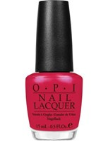 OPI - Nail Lacquer - REDS - 15ml - The Colour Of Minnie