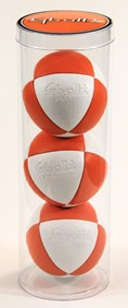3 Ball Gift Set - Orange/White Amazon.com