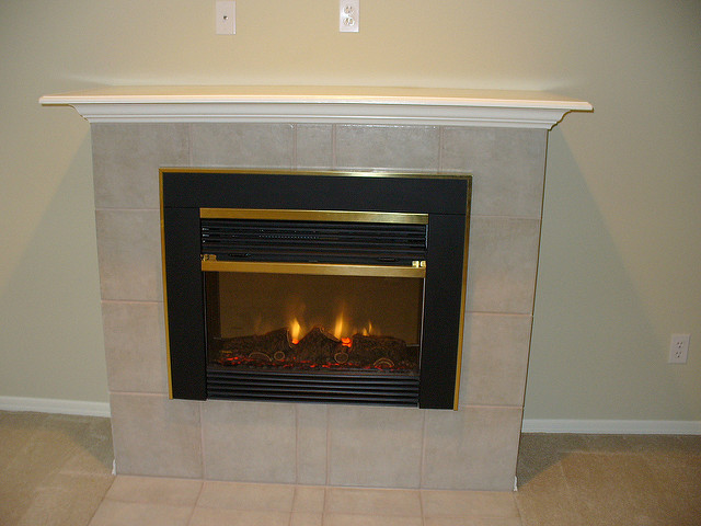 Electric Fireplace - Thinking of Having Modern Flames
