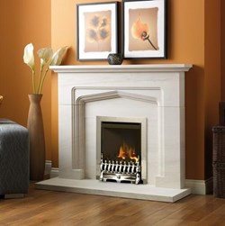 Matchless Heat Machine HE Gas Fire - Con Flue