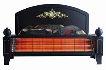 Dimplex Yeominster freestanding electric fire