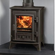 Kensal 20 Multifuel Stove with Flat Top