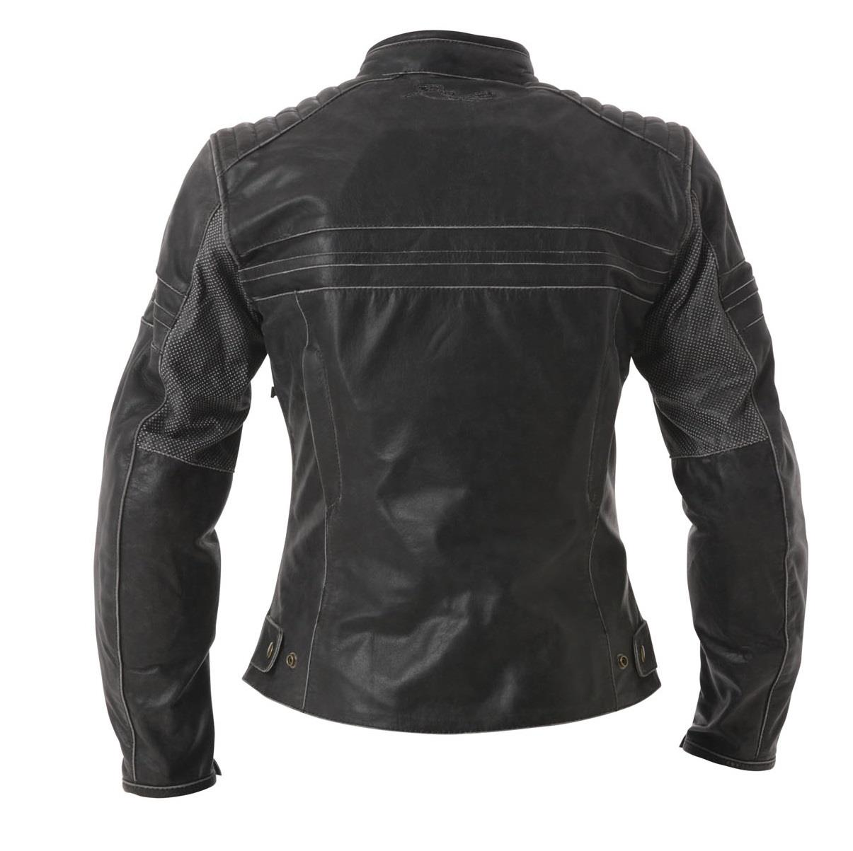 (CLEARANCE) RST Roadster Classic Women's Leather Jacket ...