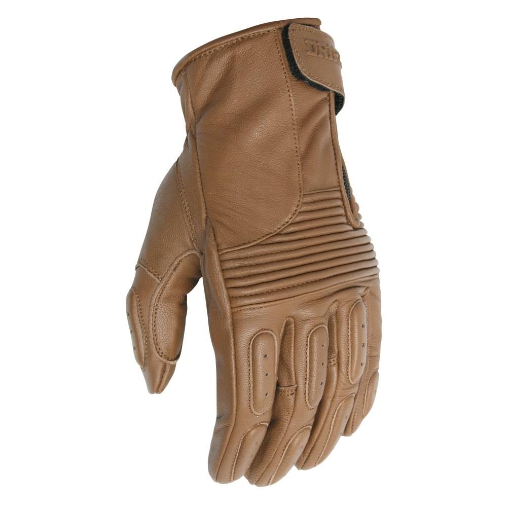 Mens leather driving gloves australia - Brown Leather Motorcycle Gloves Australia