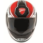 Ducati Theme 15 Helmet - Red