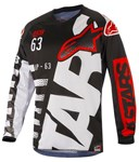 Alpinestars 2018 Youth Racer Braap Jersey - Black/White/Red
