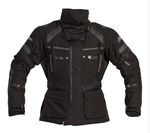 (CLEARANCE SALE) - RST PARAGON 4 Waterproof TEXTILE JACKET - BLACK