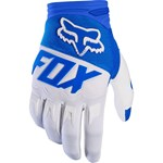 FOX 2017 DIRTPAW RACE YOUTH GLOVES - BLUE