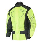 DRIRIDER THUNDERWEAR 2 WATERPROOF JACKET - Fluro