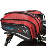 OXFORD X50 PANNIERS 50 LITRE (SOLD AS A PAIR) - RED