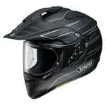 Shoei Hornet ADV Navigate TC-5 - Matt Black-Grey
