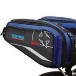 OXFORD X50 PANNIERS 50 LITRE (SOLD AS A PAIR) - BLUE