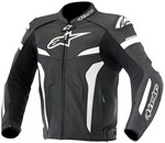 Alpinestars Celer Leather Jacket - Black/White