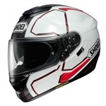 (CLEARANCE) Shoei GT-AIR PENDULUM HELMET - WHITE TC-6