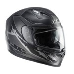 HJC FG-ST ECE Helmet - BESTY MC-5SF (Black/Grey)