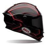 Bell Star ECE Helmet - Pace Black/Red