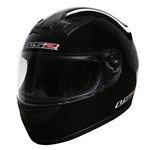(CLEARANCE SALE) - LS2 FF350 Helmet Solid Black