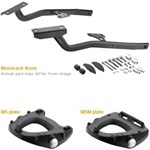 GIVI 527FZ Topcase Monorack Sidearms to suit Suzuki GSX1400 (2002-June 2005)