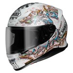 Shoei NXR Graffiti TC-6 Helmet