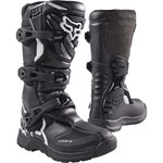 Fox 2017 Comp 3 Youth Boots - Black