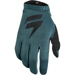 2018 SHIFT 3LACK LABEL MX AIR GLOVE - TEAL