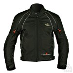 (CLEARANCE SALE) - RYNUS WESTERN AVE TEXTILE JACKET BLACK