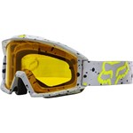 FOX 2017 MAIN NIRV GOGGLES - GREY / YELLOW